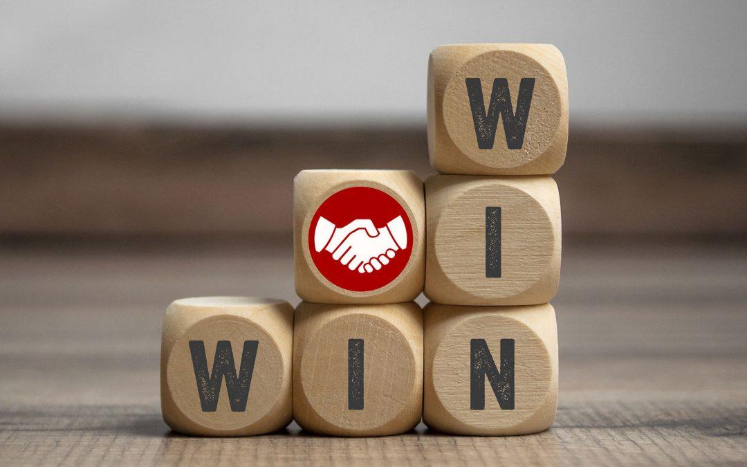 Warum die Investition in ein professionelles Verkaufstraining zu einer WIN-WIN Situation für Verkäufer und Käufer führt