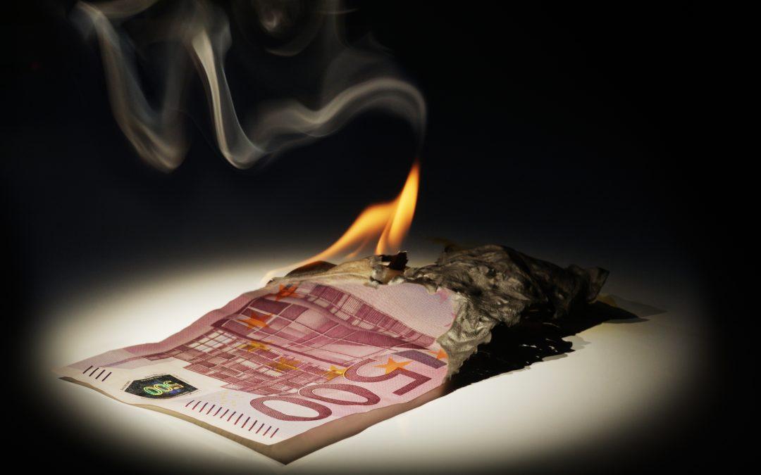 schelchte Führung kostet Geld